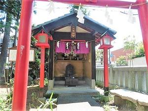 倉賀野神社・北向道祖神 (3)