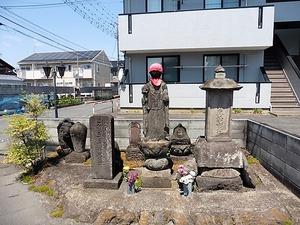 上新田町のお地蔵さん (4)