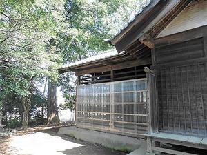 古海長良神社 (5)