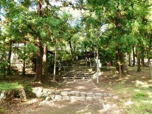 松井田八幡宮 (2)