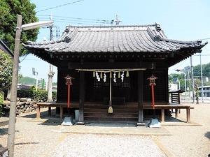 中宿諏訪神社 (2)