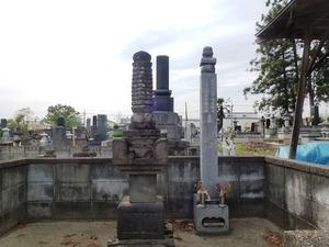 山本帯刀の墓