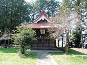 額部神社 (3)