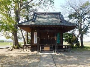 抜鉾神社 (2)
