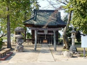 抜鉾神社 (1)