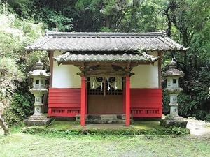 阿夫利神社 (5)