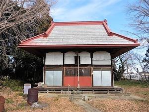 中野長良神社 (4)