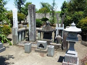 長野業盛の墓 (1)