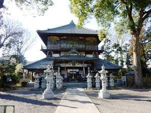 曹源寺さざえ堂 (1)