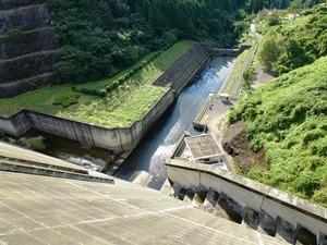 桐生川ダム (3)