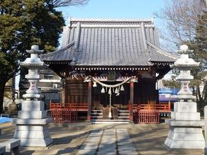 下植木赤城神社 (3)