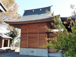 中村早尾神社 (5)