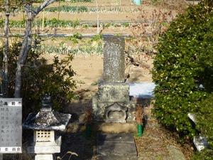 中野孫三郎の墓