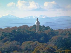 高崎市役所からの風景 (1)