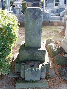 国定忠治の墓2 (1)