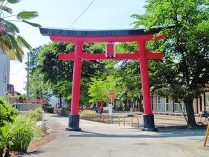 吉井八幡宮 (1)