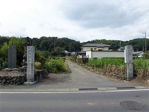 根小屋・宝性寺 (1)