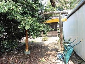 古海御嶽神社 (1)