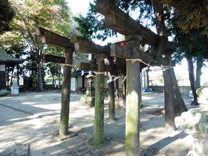 三柱神社 (2)