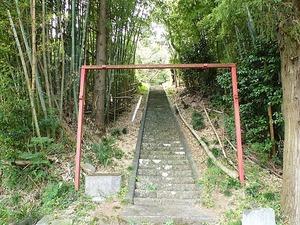 根小屋・鹿島神社 (1)