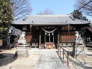 新宿八幡宮 (3)