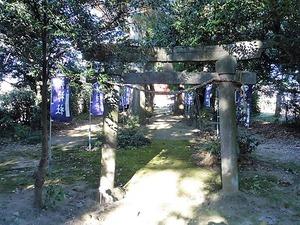 鼻毛石八幡神社 (5)