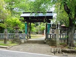 安中・熊野神社 (1)