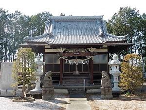 下中森長良神社 (3)