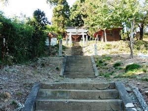 山崎神社 (2)