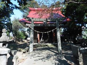 笂井近戸神社 (3)
