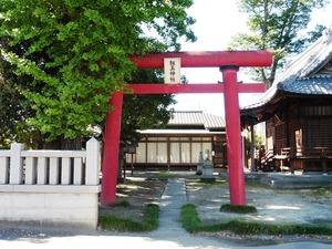 馬見塚飯玉神社 (2)