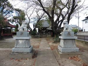 長沼八幡神社 (2)