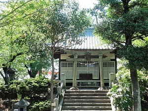 萩原八幡宮 (2)