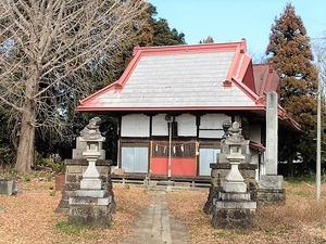 中野長良神社 (3)