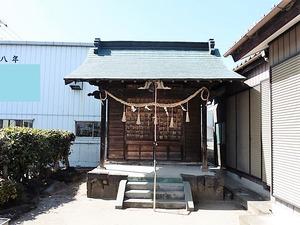巣烏神社 (2)