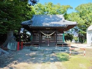 角渕八幡宮 (2)