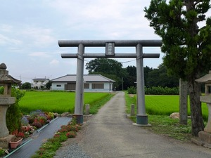 平地神社古墳 (3)