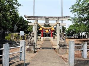 千代田町・愛宕神社 (1)