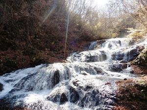 魚止めの滝 (2)