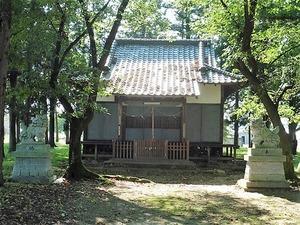 穂積神社 (3)