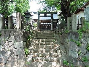 溝呂木諏訪神社 (1)