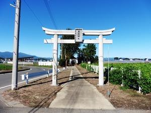 堀下飯玉神社 (1)