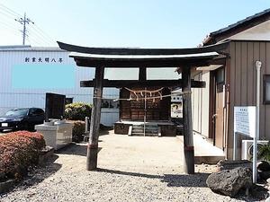 巣烏神社 (1)