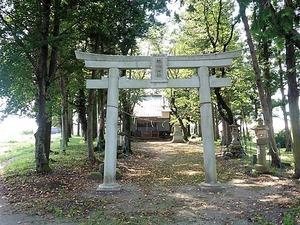 穂積神社 (1)