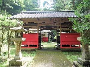 阿夫利神社 (4)