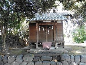橳島飯玉神社 (4)