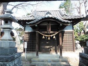 織殿神社 (2)