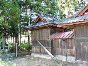 向滝八幡宮 (7)