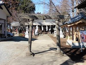 国定赤城神社 (3)