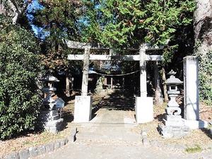 作間神社 (1)